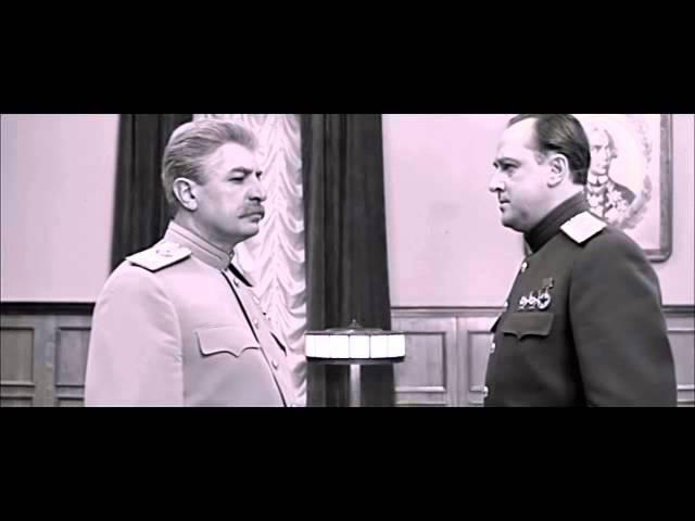Сталин: Я солдата на фельдмаршала не меняю