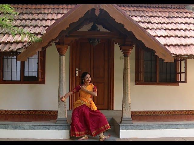 Sridevi Nrithyalaya - Bharatanatyam Dance - Thiruppavai 05 Mayanai Mannu Vada Madhurai