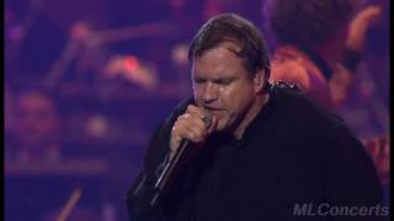 RARE COMPLETE! Anything for Love Paradise by the Dashboard Light. Meat Loaf