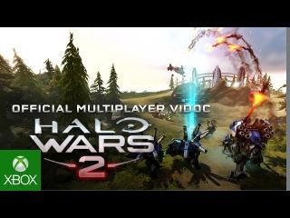 Halo Wars 2 Multiplayer Vidoc