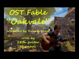 OST Fable  Oakvale (Classical guitar cover)