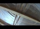 Подготовка потолка в бане для отделки вагонкой Жизнь в деревне