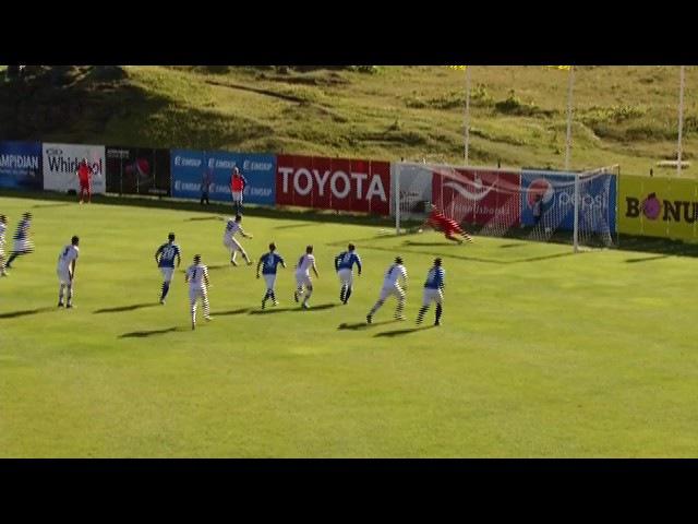 Iceland. Pepsi deildin-2017. Day 13. ÍBV - Stjarnan - 22 (30.07.2017)