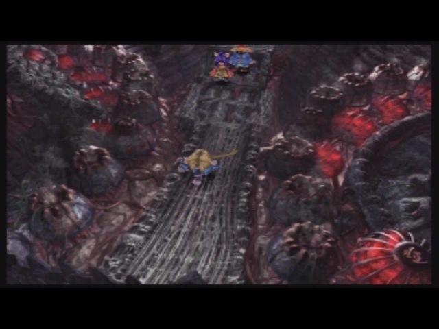 Final Fantasy IX - Zidanes Depression (Scenes Battles)