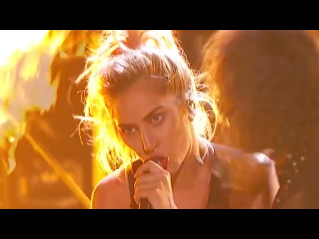 Metallica Lady Gaga - Moth Into Flame - HOW IT SHOULD HAVE SOUNDED (Dress Rehearsal) 720p, HD