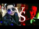K.A.R.D  J.Seph VS. Kim Taehyung
