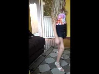Ana Carolina dança
