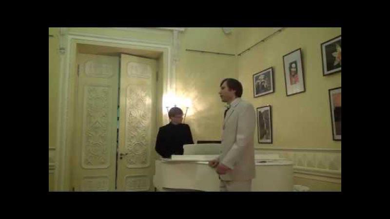 Н.ЗУБОВ.Побудь_со_мной!.С.КУЗНЕЦОВ(тенор),А.БОЧКАРЕВ(фортепиано)