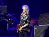 Queen + Adam Lambert - Killer Queen &amp Adam's Speech - TD Garden, Boston 7-25-201