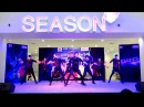 140118 UNITFve cover ZEA - The Ghost Of Wind @Siam U Cover Dance 2014 Audition