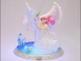обзор распаковка аниме фигурки Sailor Moon - Pegasus Princess Usagi Small Lady Serenity chouette