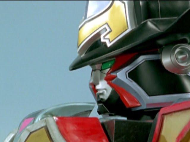 Power Rangers Mystic Force - Soul Specter - Megazord Fight 2 (Episode 16)