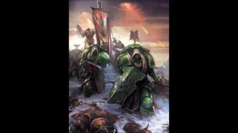Keepers of Death - Lion El'Jonson / Лев Эль'Джонсон | Warhammer 40000