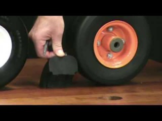 Compare Airless And Foam Filled Tires and Wheels
