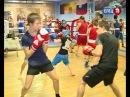 Бокс с православным уклоном необычные тренировки прошли в клубе «Звёздный ринг»