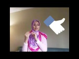 Everyday hijab tutorial повязать хиджаб легко и быстро