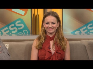 'Girlboss': Britt Robertson On The Show's Empowering Message For Women