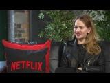 Girlboss star Britt Robertson on what Donald Trump would make of her 'super immature' character