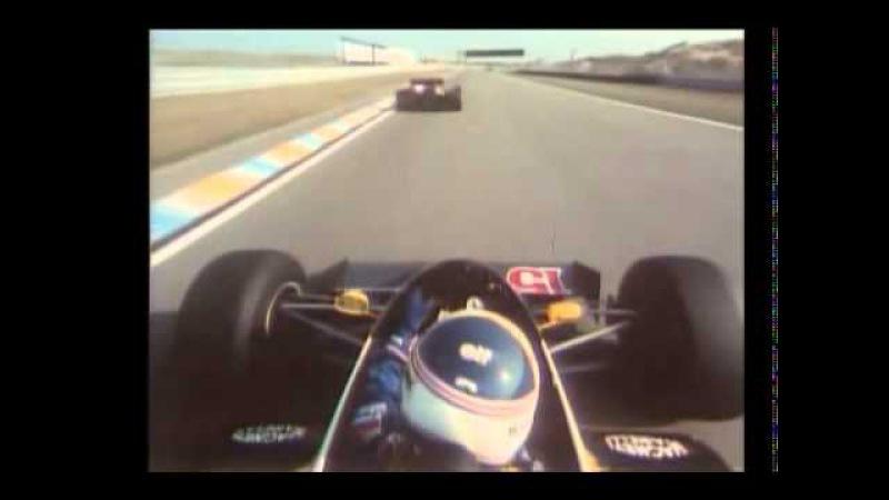 F1 1983 Zandvoort - Alain Prost Onboard | Renault RE40
