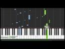 Naruto: BlueBird - Piano Tutorial (Synthesia)