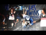 LES TWINS | PERFORMANCE IN BERLIN