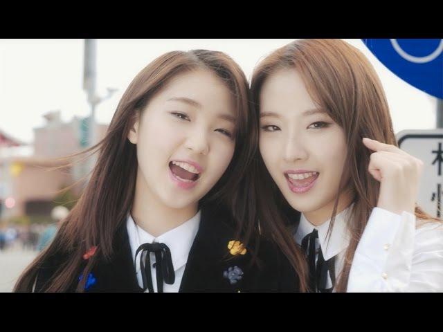 "[MV] 이달의 소녀/하슬, 여진 (LOONA/HaSeul, YeoJin) ""My Melody"""