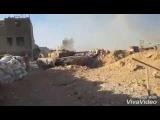 Боевые действия Сирийской Арабской Армии насеверо-востоке Дамаска