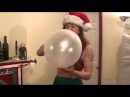 Merry Christmas 2013 Balloon Blow-to-Pop!