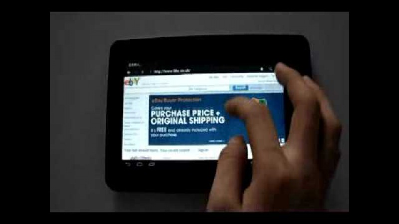 Newsmy P72 Android 4.0 8GB PC Tablet 7