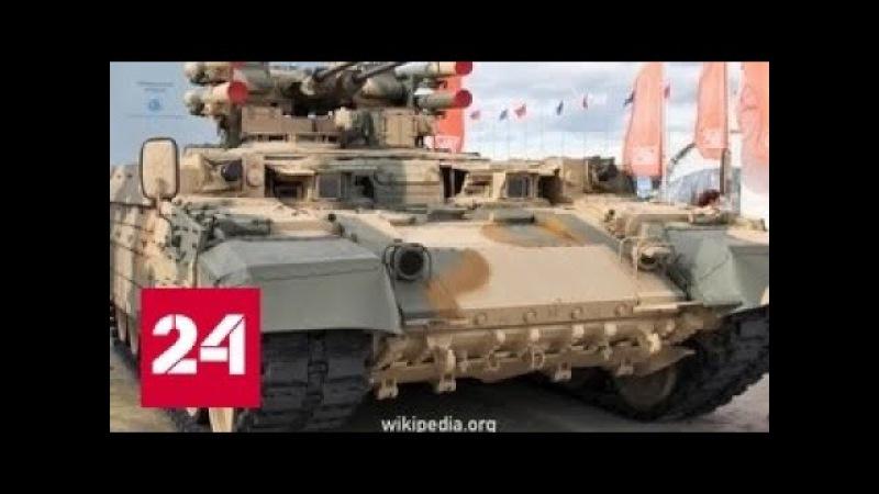 Минобороны впервые закупит боевые машины