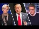 Trump Calls Out Joe Scarborough And Mika Brezezinski From MSNBC!