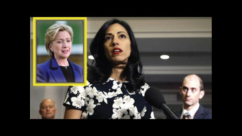 IT'S OVER Huma Abedin Just Flipped! What She Did Minutes Ago Has Hillary In Tears…