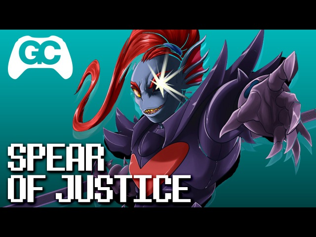 Undertale - Spear of Justice (Undyne's Theme) [VGR Dubstep Remix] - GameChops