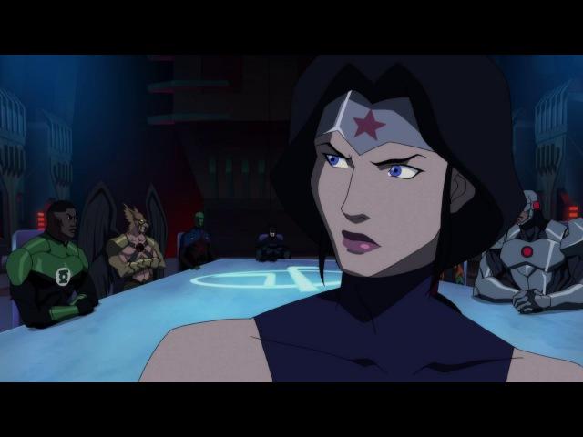 Темная Вселенная Темная лига справедливости Justice League Dark 2017 трейлер