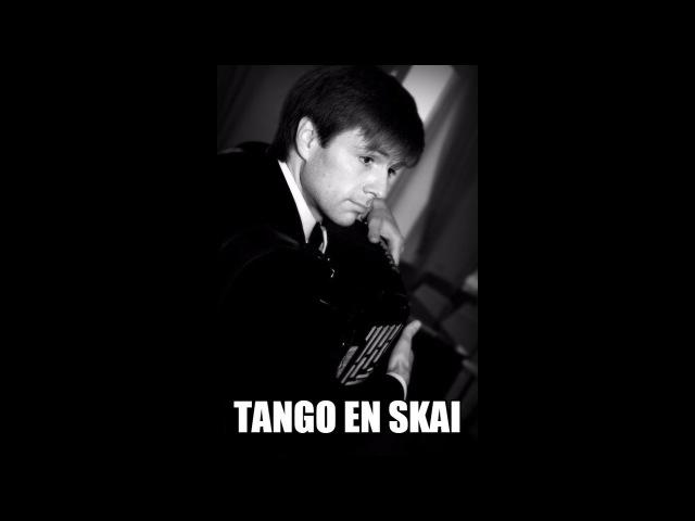 Roland Dyens - Tango en Skai(Небесное танго)/Sergey Neverov(bayan)