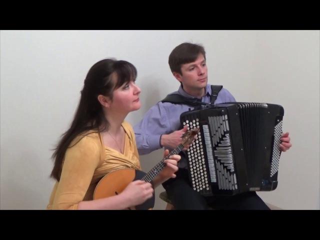 La Gallina - J.P.Rameau - O.Respighi/N.Kostenko(domra) - S.Neverov(bayan)