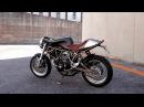 Ducati 750 Sport Custom by Antonio Mazzeo