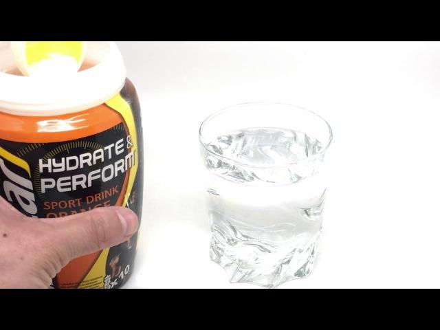 Isostar Sport Drink HYDRATE PERFORM POWDER