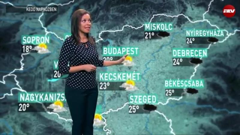 Прогноз погоды (ATV [Венгрия], 02.05.2017)