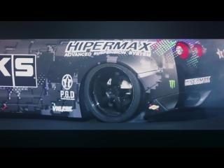 Drift Vine | Nissan GTR R35 Daigo Saito Formula Drift