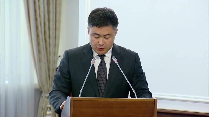 Тимур Сулейменов о нормах нового таможенного регулирования