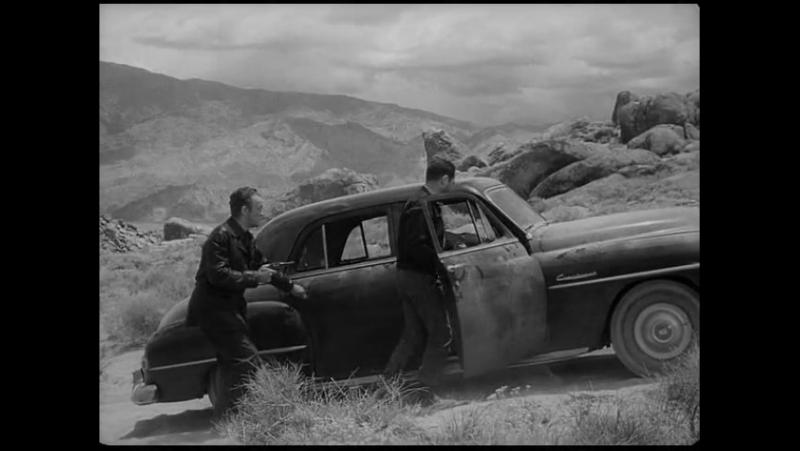 Попутчик Автостопщик The Hitch Hiker 1953