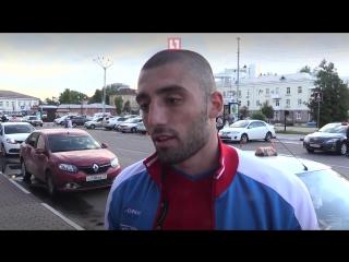 Боксер Кушиташвили рассказал, как его не пустили на Украину
