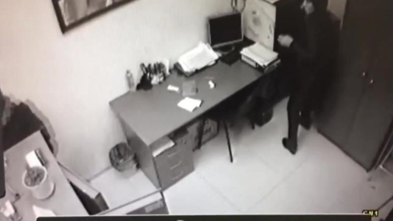 Нападение на ювелирный салон на улице Улан Баторская