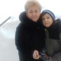Анкета Ирина Солодникова