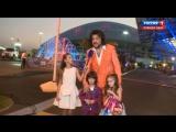 Филипп Киркоров с детьми Мартином и Аллой-Викторией