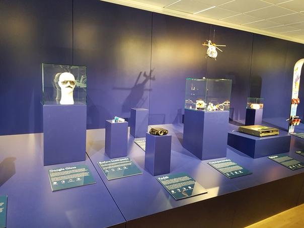 Музей провалов Веста