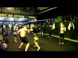 Школа бокса Good Old Boxing - Отработка азов(инста)