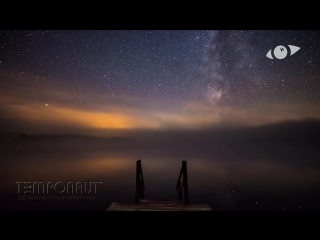 One Night At The Lake - Milky Way Timelapse