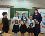 Школьники Элисты отправились в «путешествие» с «Ростелекомом»